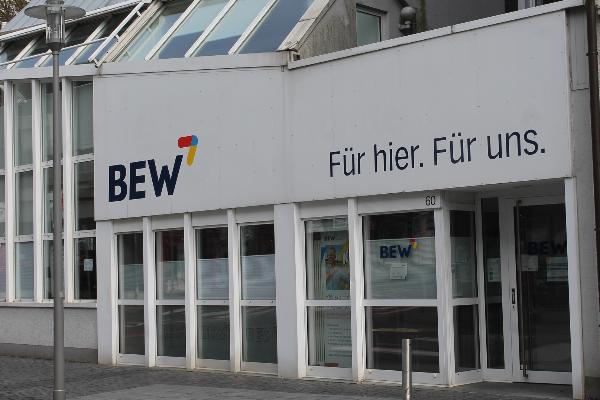 Bild 1 von BEW Bergische Energie- und Wasser GmbH